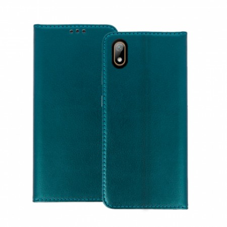 Green Book MAGNETIC case for Huawei Y5 2019 / AMN-LX9, AMN-LX1, AMN-LX2, AMN-LX3