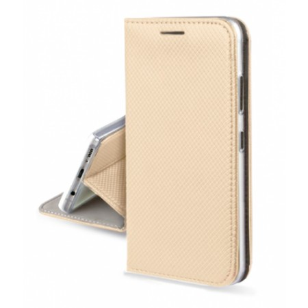 Gold Book MAGNET case for Huawei Y5 2017 / Y6 2017