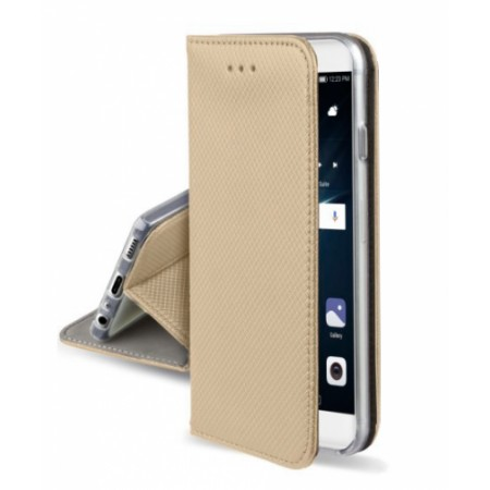 Gold Book MAGNET case for Huawei P9 lite