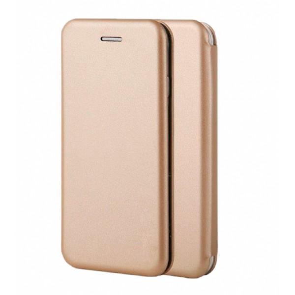 Gold Book Elegance case for Huawei Y6 2018 ATU-L21