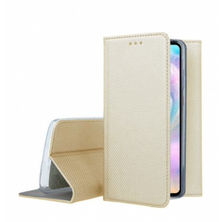 Gold Book MAGNET case for Huawei Y7 / Y7 Prime (2019)