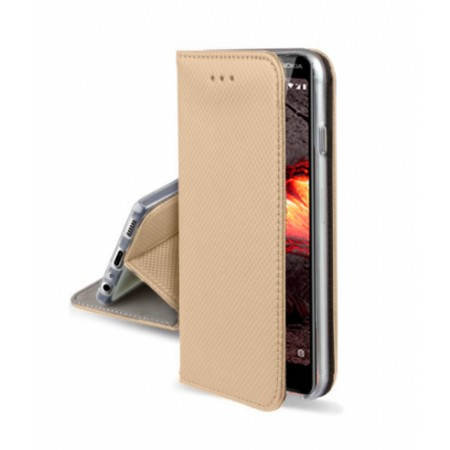 Gold Book MAGNET case for Nokia 5.1