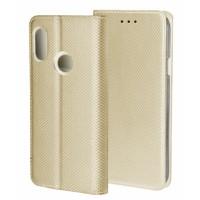 Gold Book MAGNET case for Xiaomi Mi A2 Lite (Redmi 6 Pro)