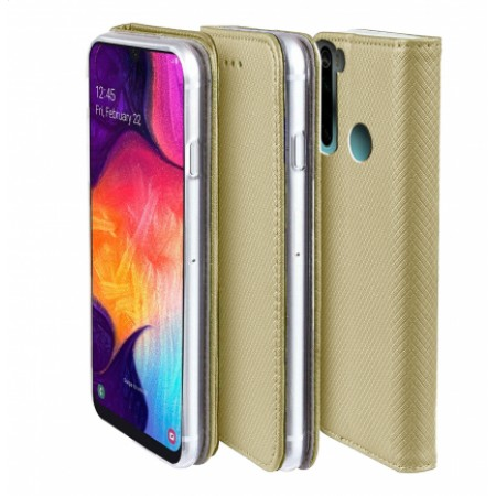 Gold Book MAGNET case for Xiaomi Redmi Note 8 M1908C3j