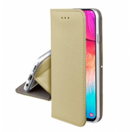Gold Book MAGNET case for Xiaomi Redmi Note 8 Pro / M1906G7I